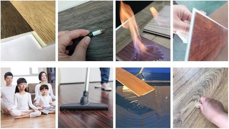 SPC flooring Advantages